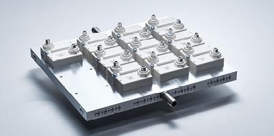 DAU Resistor – Vacuum brazed